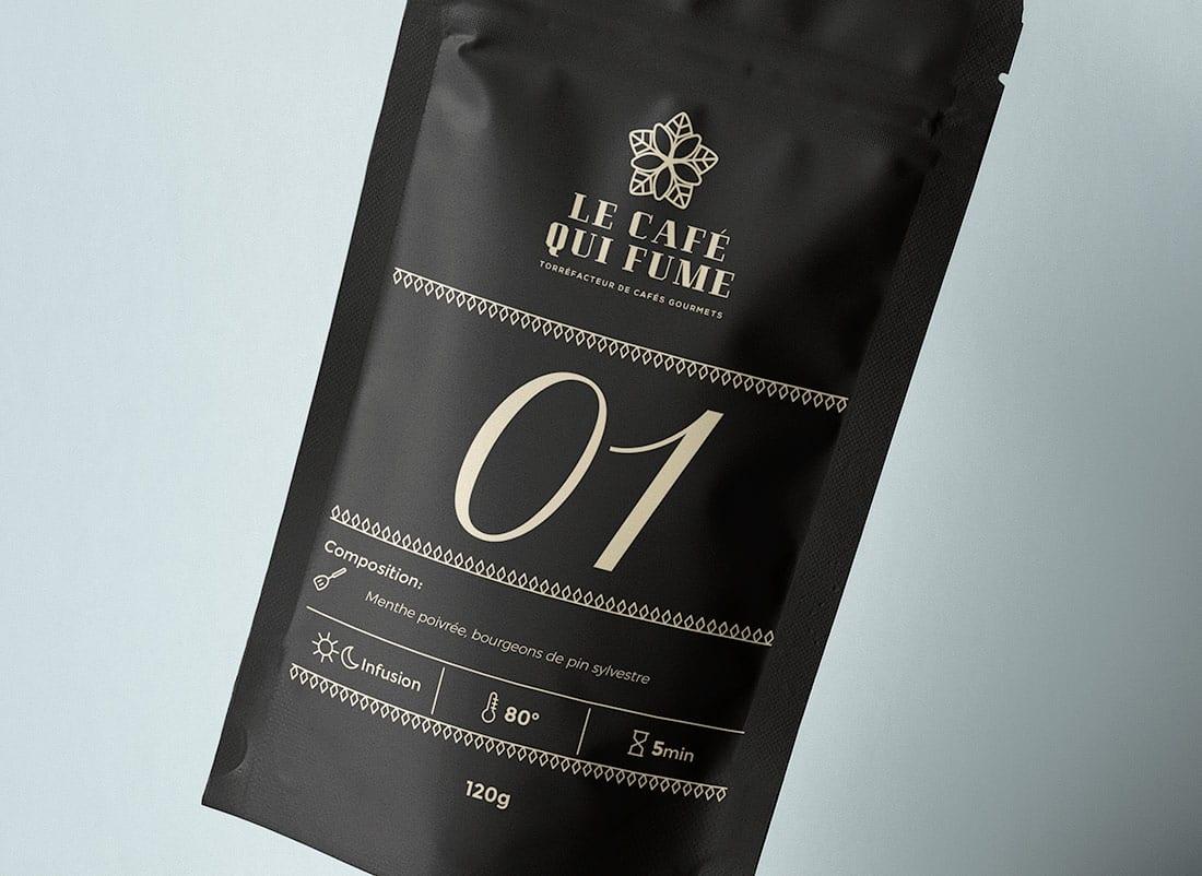Cafe qui fume - 2